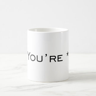 You're - Grammar Correction Coffee Mug