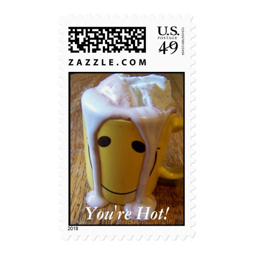 You're Hot! Stamps