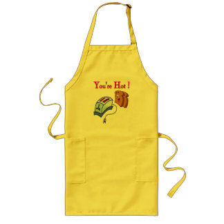 You're Hot ! Toaster Long Apron