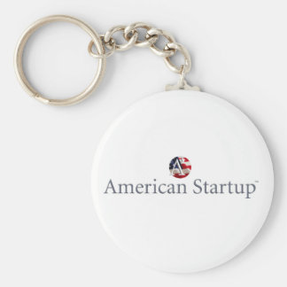 You're In Business Keychain! Basic Round Button Keychain