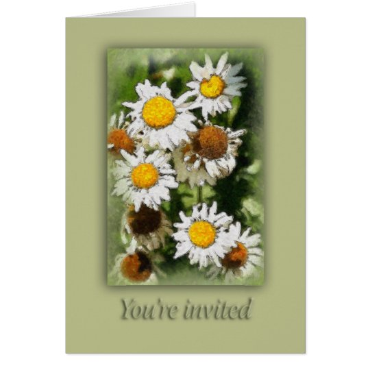 You're Invited . . . #2 Card