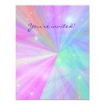 """You're invited! 4.25"""" x 5.5"""" invitation card"""