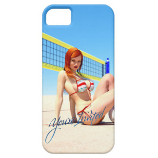 You're Invited Belle iPhone 5 Covers