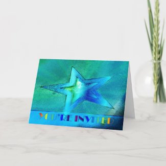 You're invited greeting cards