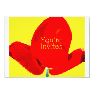 You're Invited Card
