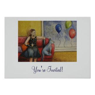 You're Invited! 5x7 Paper Invitation Card