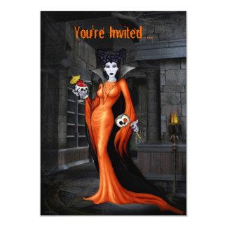 """You're Invited ... 5"""" X 7"""" Invitation Card"""