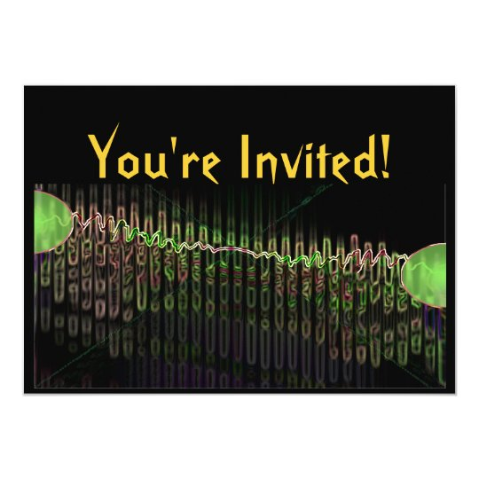 You're Invited Invitation Customize 4 any occasion