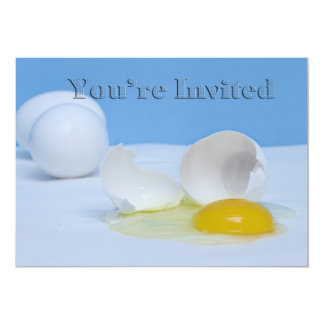 You're Invited -  Multi Purpose Food/Breakfast Card