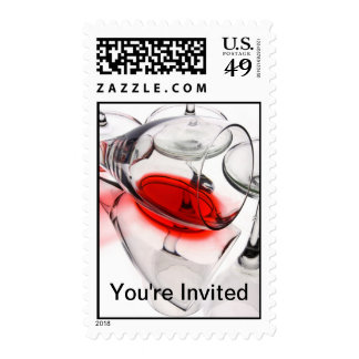 Youre Invited Stamp