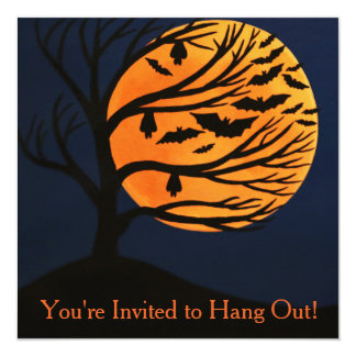 You're Invited To Hang Out! Invitation