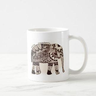 """""""You're Irrelephant"""" Coffee Mug"""