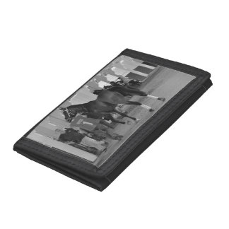 You're Killin Me by Adios Charlie Trifold Wallet