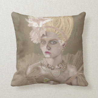 You're Late! Throw Pillow