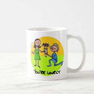 You're Lovely Mug