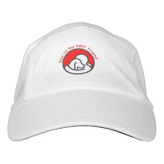 you're my best friend headsweats hat