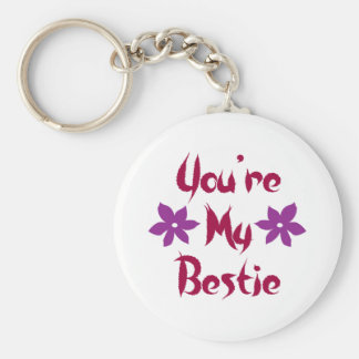 You're My Bestie Keychain
