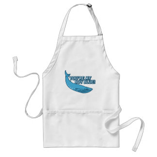 You're My Boy Blue! movie+gifts Adult Apron