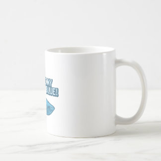 You're My Boy Blue! movie+gifts Classic White Coffee Mug