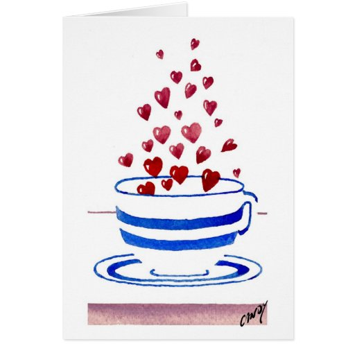 You're my Cup of Tea! Cards