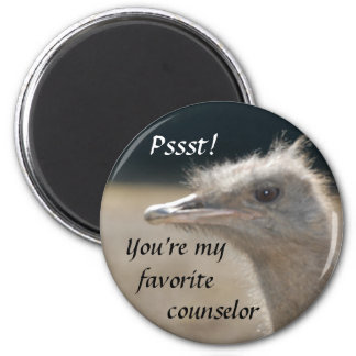 You're My Favorite Counselor - magnet