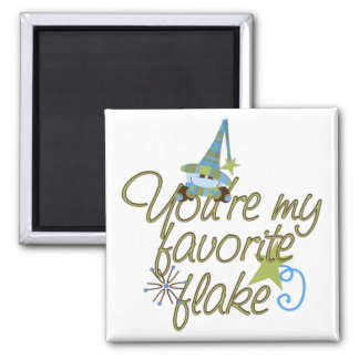 You're My Favorite Flake Magnet