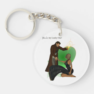 You're my Lucky One! Keychain