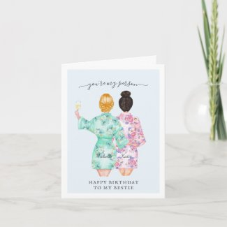 You're My Person | Best Friend Birthday Card