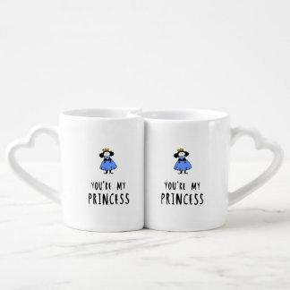 You're My Princess Coffee Mug Set