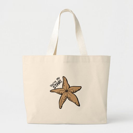 Youre My Star Canvas Bags