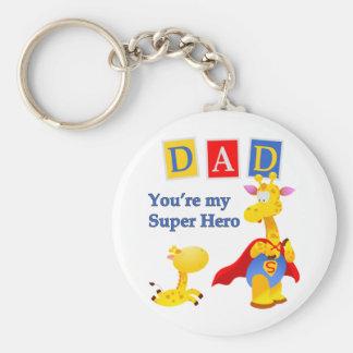 You're my Super Hero Keychain