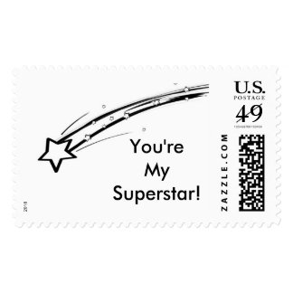 You're My Superstar Postage