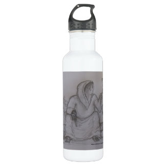 You're Next Grim Reaper Drawing Stainless Steel Water Bottle
