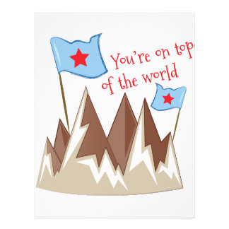 Youre On Top Letterhead