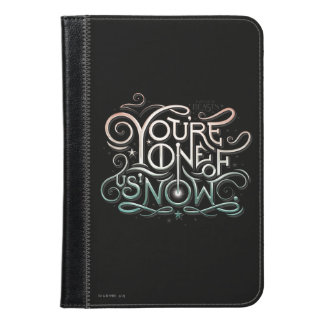 You're One Of Us Now Colorful Graphic iPad Mini Case