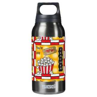 You're One POPular Teacher Insulated Water Bottle