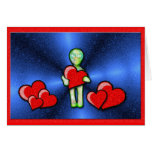 You're Out Of This World! Greeting Card