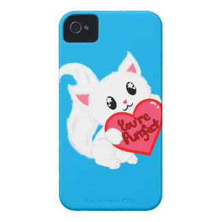 You're Purrfect kitty iPhone 4 Cover