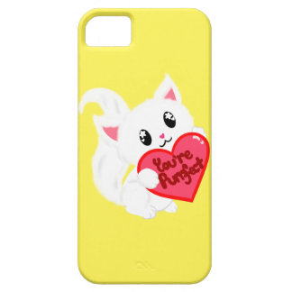 You're Purrfect kitty iPhone SE/5/5s Case