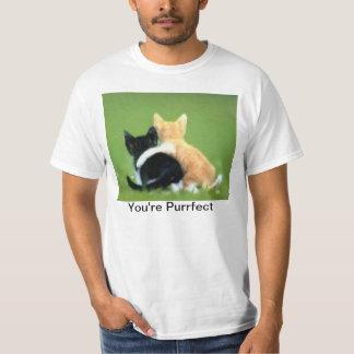 You're Purrfect T-shirt