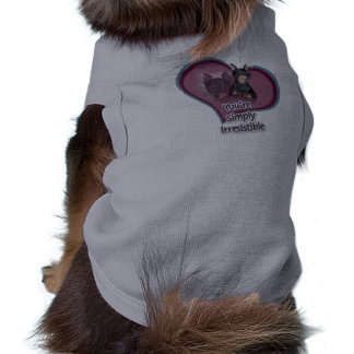 You're Simply Irresistible Dog T-Shirt