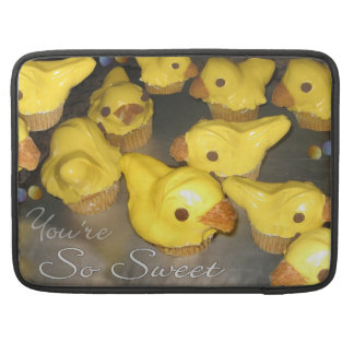 You're So Sweet Cchick a dee mac book case Sleeve For MacBook Pro