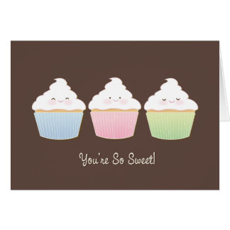 You're So Sweet Stationery Note Card