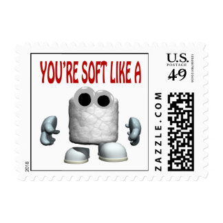 Youre Soft Like A Marshmallow Stamps