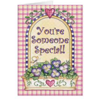You're Special - Greeting Card