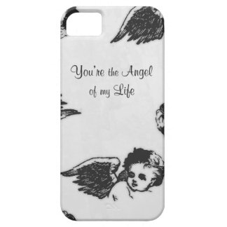 """""""You're the Angel of my Life"""" iphone case"""