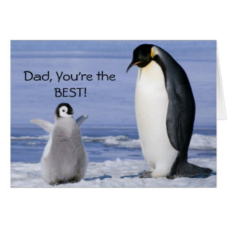 You're the BEST Dad (Father's Day Card) Stationery Note Card