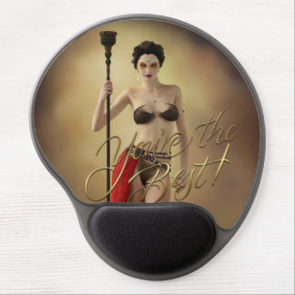 You're the Best Tamesis Gel Mouse Mats