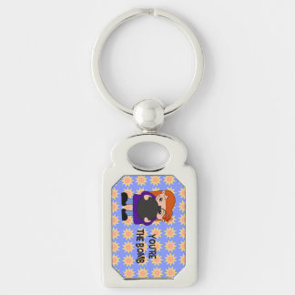 You're the Bomb Keychain