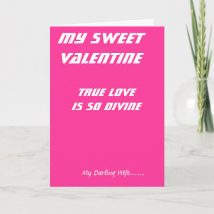 Valentines day greetings for wife gifts on zazzle youre the love of my life wife valentines cards m4hsunfo